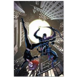 """""""Marvel Adventure Super Heroes #17"""" Limited Edition Giclee on Canvas by Barry Kitson and Marvel Comi"""