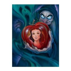 """John Alvin (1948-2008), """"Fairest in the Land"""" Limited Edition Giclee on Canvas, Licensed by Disney F"""