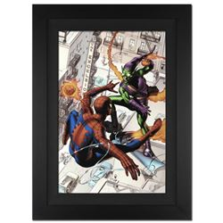 """Dark Reign: The Goblin Legacy One-Shot"" Extremely Limited Edition Giclee on Canvas by Mike Mayhew a"