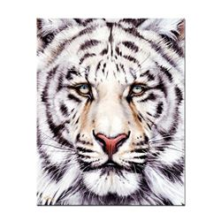 """""""Bengal"""" Limited Edition Giclee on Canvas by Martin Katon, Numbered and Hand Signed with Certificate"""