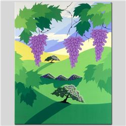 """""""Harvest"""" Limited Edition Giclee on Canvas by Larissa Holt, Protege of Acclaimed Artist Eyvind Earle"""