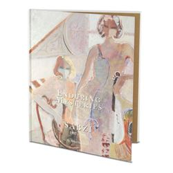 "Sabzi - ""Enduring Mysteries"" Fine Art Book Featuring Sabzi's Work from 1987 - 1997."