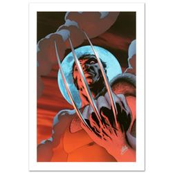"""""""Astonishing X-Men #8"""" Limited Edition Giclee on Canvas by John Cassaday and Marvel Comics. Numbered"""