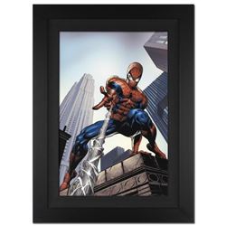 """Amazing Spider-Man #520"" Extremely Limited Edition Giclee on Canvas by Mike Deodato Jr. and Marvel"