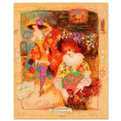 Alexander Galtchansky (1959-2008) & Tanya Wissotzky (1959-2006) - Limited Edition Serigraph, Numbere