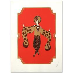 """Erte (1892-1990), """"Willow Tree"""" Limited Edition Serigraph, Numbered and Hand Signed with Certificate"""