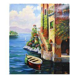 "Alexander Borewko- Original Oil on Canvas ""You Will Find Me"""