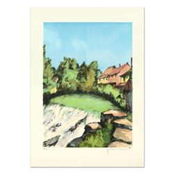 "Laurant - ""St. Tropez"" Limited Edition Lithograph, Numbered and Hand Signed."