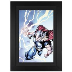 """Marvel Adventures: Super Heroes #7"" Limited Edition Giclee on Canvas by Salva Espin and Marvel Comi"