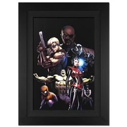 """Ultimate Avengers #3"" Extremely Limited Edition Giclee on Canvas (29"" x 40"") by Carlos Pacheco and"
