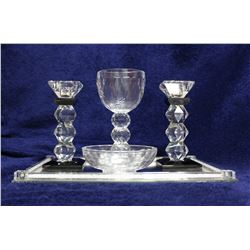 Judaica Set of Shabbat By Jewish Designer