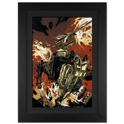"""Ultimate Avengers 2 #4"" Extremely Limited Edition Giclee on Canvas (29"" x 40"") by Leinil Francis Yu"