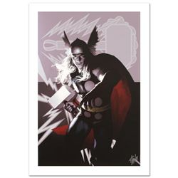 """""""Wolverine Avengers Origins: Thor #1 & The X-Men #2"""" Limited Edition Giclee on Canvas by Al Barrionu"""