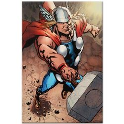 """""""Wolverine Avengers Origins: Thor #1 & The X-Men #2"""" Limited Edition Giclee on Canvas by Kaare Andre"""