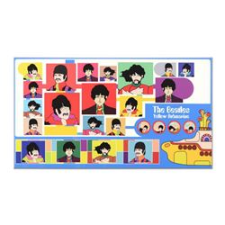 """The Beatles - """"Multi Beatles"""" Limited Edition on Gallery Wrapped Canvas, Numbered with Certificate o"""