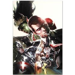 """What If? Secret Invasion #1"" Limited Edition Giclee on Canvas by Leinil Francis Yu and Marvel Comic"