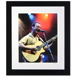 """""""Dave Matthews"""" Limited Edition Giclee by Rob Shanahan, Numbered and Hand Signed with Certificate of"""