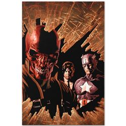 """New Avengers #12"" Limited Edition Giclee on Canvas by Mike Deodato Jr. and Marvel Comics, Numbered"