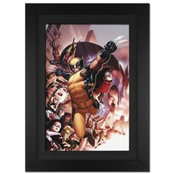 """Avengers: The Children's Crusade #2"" Extremely Limited Edition Giclee on Canvas (29"" x 40"") by Jim"