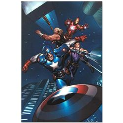 """Ultimate New Ultimates #5"" Limited Edition Giclee on Canvas by Frank Cho and Marvel Comics, Numbere"