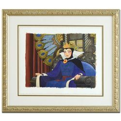 "Toby Bluth (1940-2013), ""Face of Evil"" Limited Edition Giclee from Disney Fine Art, Numbered and Han"