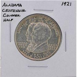 1921 Alabama Centennial Commemorative Half Dollar Silver Coin