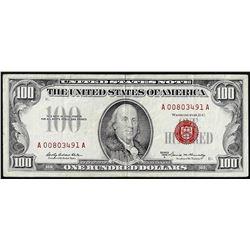 1966A $100 Legal Tender Note