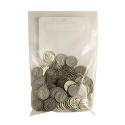 Bag of (200) Pre-1964 Silver Dime Coins - $20 Face Value