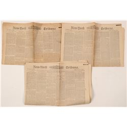 Newspaper / Alexander Graham Bell  (102095)