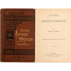 Alice's Adventures in Wonderland by Lewis Carroll  (91297)