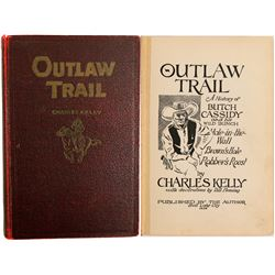 Outlaw Trail by Charles Kelly  (91299)