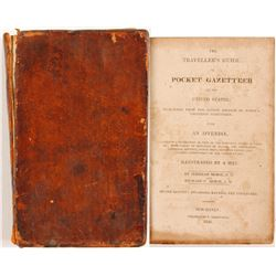 The Traveler's Guide or Pocket Gazetteer of the United States, 1826  (82859)