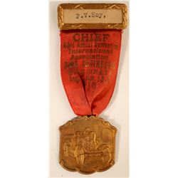 Cincinnati, OH Fire Chief Ribbon  (101741)