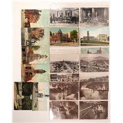 Fire Dept Postcards (32)  (101735)