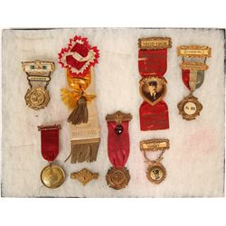 Fire Fighter Ribbon Group (8)  (101754)