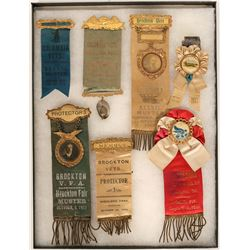 Fire Fighter Ribbons (7)  (101751)