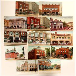 Firehouse Postcards (13)  (101736)