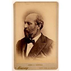 James A. Garfield Photograph  (103173)