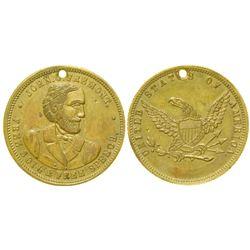 John C. Fremont Campaign Medal  (104149)