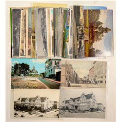 Eureka, CA Area Postcards  (90791)