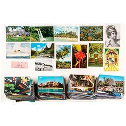 Hawaii Chromolitho Post Card Collection  (30371)