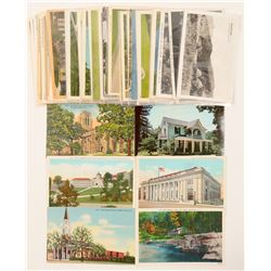 North Carolina Building and Town Postcards  (102379)