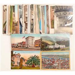 Bay Area, CA Postcards  (103198)