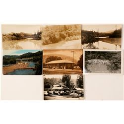 Guerneville/Russian River Postcards (7)  (101797)