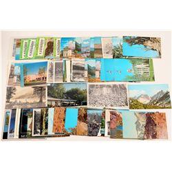 Inyo/Mono, CA Postcards  (103357)