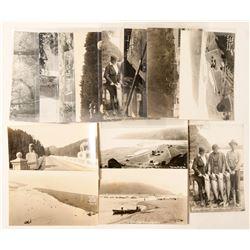 Klamath, CA RPC Postcards  (90781)