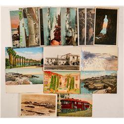 La Jolla, CA Postcards  (102378)
