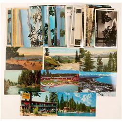 Lake Tahoe Postcards (55)  (90737)