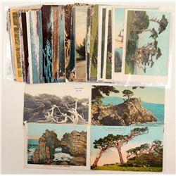 Monterey, CA Coastal Views Postcards  (103180)