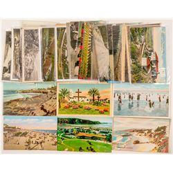 San Diego, CA Area Postcard Collection  (102364)